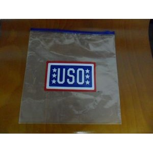 "Slide Zip Lock Bag (5""x7"") Imported Bags 90-120 days for delivery"