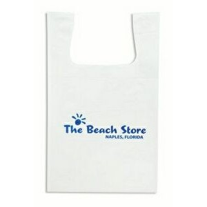 "Imported High Density T-Shirt Bag (12""x7""x23"")"