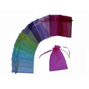 Organza bags-blank / Sheer Organza Gift Pouch